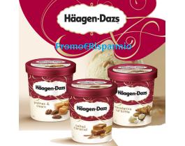 Logo Buono sconto per il gelato Haagen Dazs