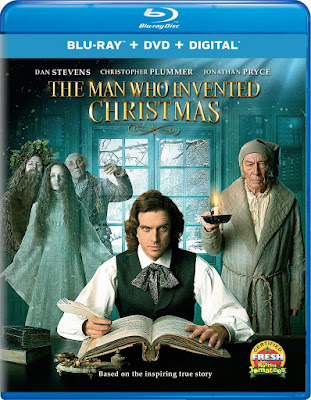 The Man Who Invented Christmas 2017 BD25 Latino