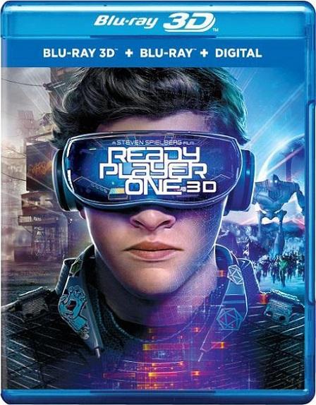 Ready Player One: Comienza el juego 3D (2018) m1080p BDRip 3D Half-OU 22GB mkv Dual Audio DTS-HD 7.1 ch