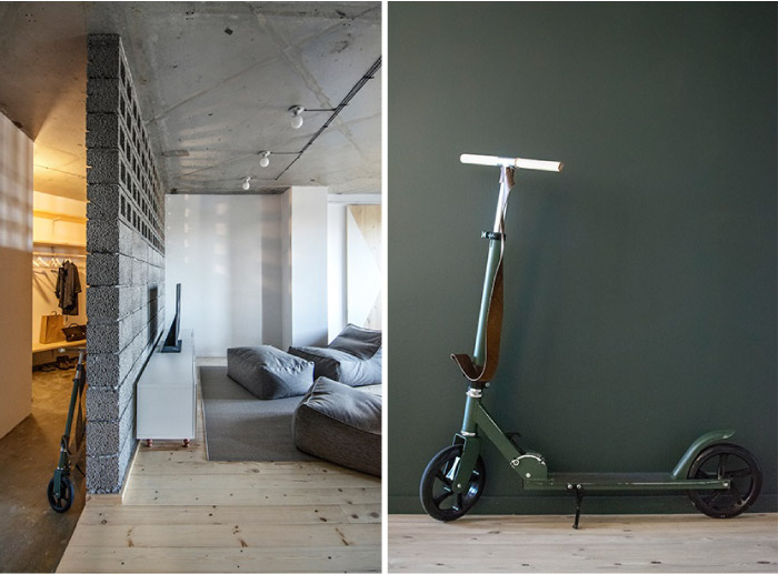 Mini appartamento per due: stile e design low cost | Blog di ...