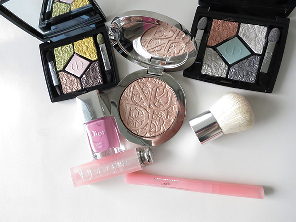 Dior Spring 2016 Glowing Gardens Collection