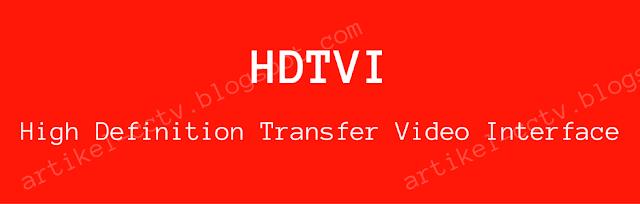apa itu HDTVI
