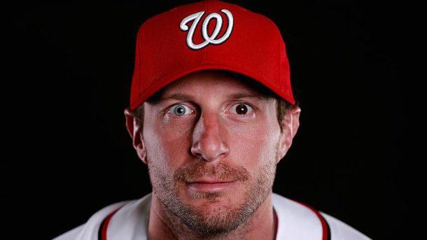 MLB: El as Max Scherzer fue inhabilitado por los Nacionales