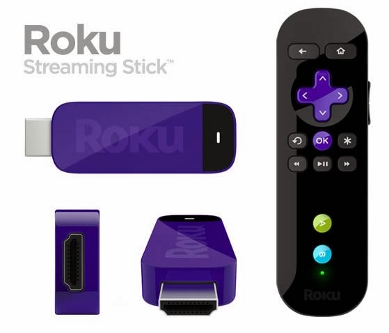 Roku Challenges Google's Chromecast With New Streaming Stick