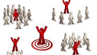 Resultado de imagem para três tipos de liderança