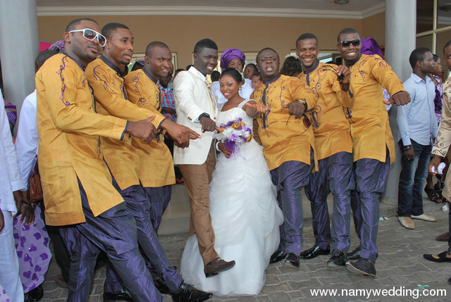 Shaida buari wedding pictures