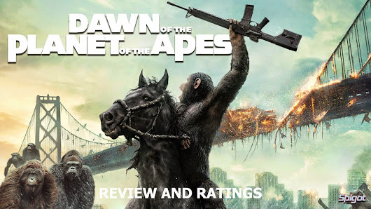 Dawn Of The Planet Of The Apes: Review And Rating