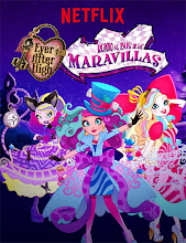 Ever After High: Rumbo al País de las Maravillas (2015) [Latino]