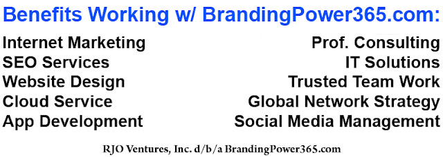 BrandingPower365.com: Internet Marketing, SEO, Printing, Graphics, Web Design in Miami, FL.