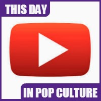 YouTube was launched on February 14, 2005.