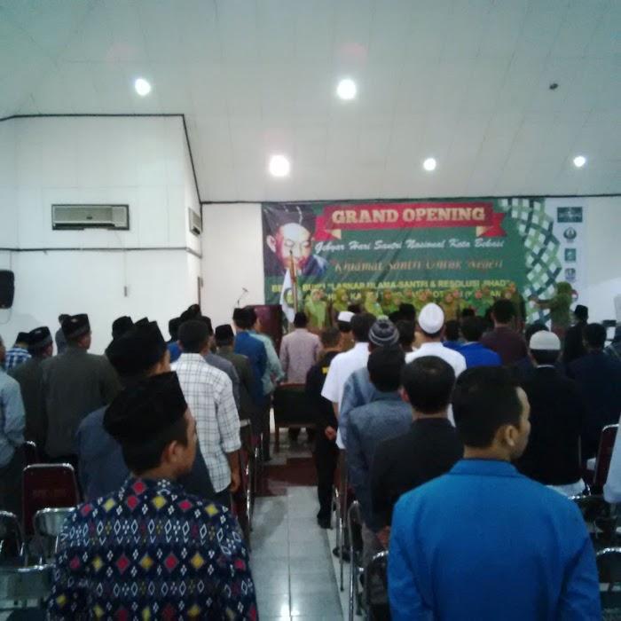 Peringatan #HariSantri di Bekasi: Memaknai Resolusi Jihad dan Sejarah perjuangan Ulama-Santri untuk Indonesia