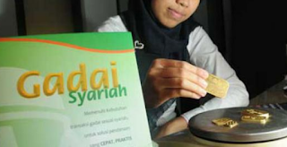 Pengertian Gadai Syariah