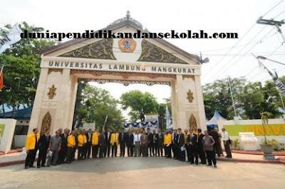 Akreditasi BAN-PT untuk Universitas Lambung Mangkurat banjarmasin
