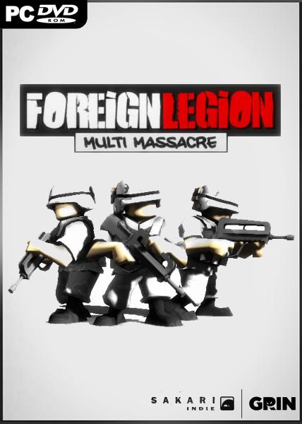 لعبة القتال Foreign Legion: Multi Massacre