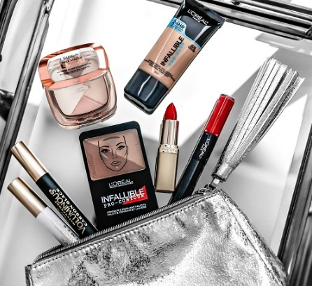 Loreal Golden Globes Swag Bag Giveaway
