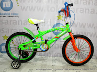 Sepeda Anak Exotic ET18-9802 Sport BMX 18 Inci
