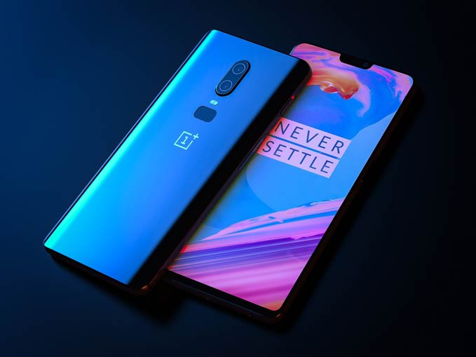 OnePlus-6-the-last-update-make-flash-screen-without-reason
