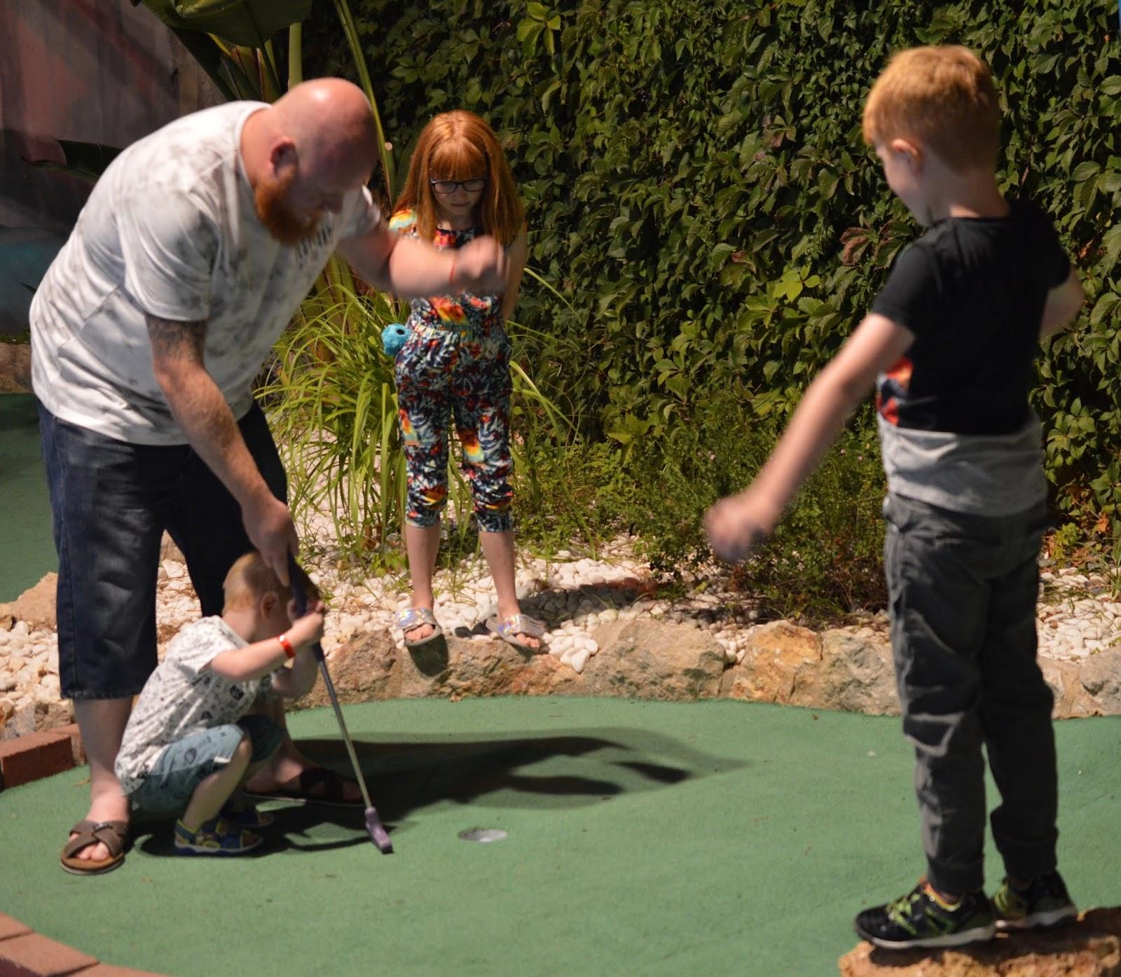 Pirates Village Santa Ponsa | Jet 2 Holidays Review  - crazy golf Santa Ponsa
