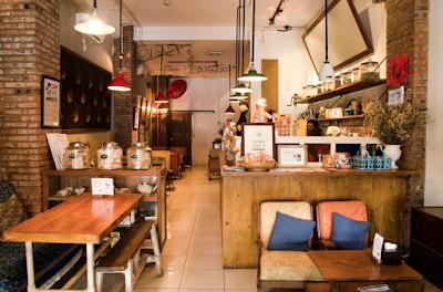 Desain Coffee Shop Jadi Simbol Gaya Hidup Masyarakat