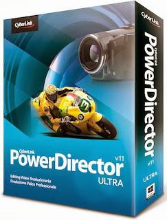 تحميل برنامج كيبورد للكمبيوتر مجانا لتحرير أفلام الفيديو .  CyberLink PowerDirector