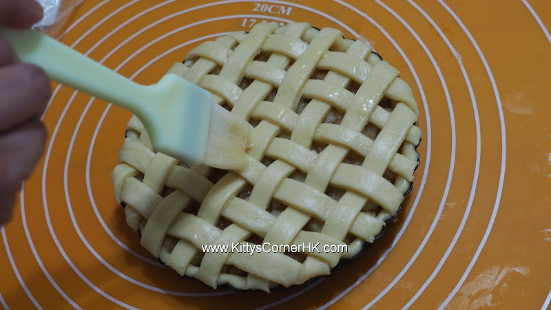 Apple Pie 蘋果批 自家烘焙 食譜 home baking recipes