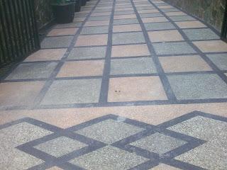 Batu sikat | ampyangan | carport | tukang taman banjarmasin 10