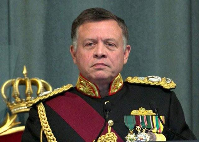 ملك-الأردن