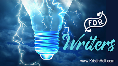 http://www.kristinholt.com/for-writers