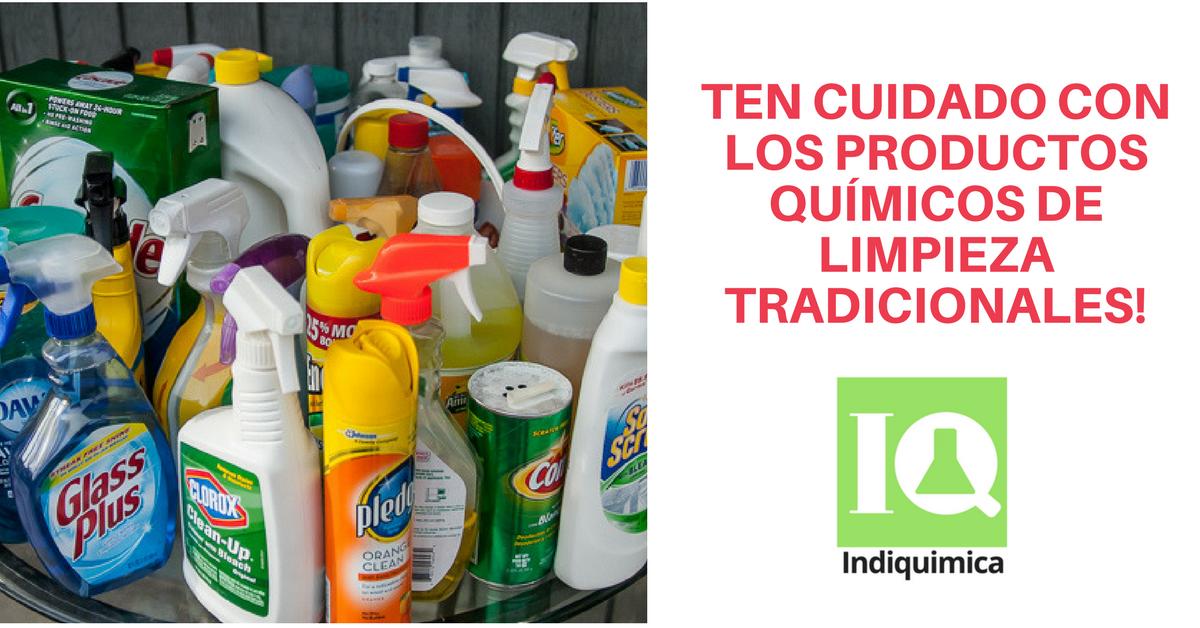 d378bd5ced8c 9 Ingredientes de tus Productos Químicos de Limpieza que están ...