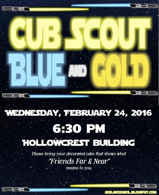 Cub Scouts Star Wars Skits | just b.CAUSE