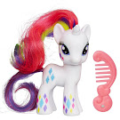 My Little Pony Neon Single Wave 2 Rarity Brushable Pony