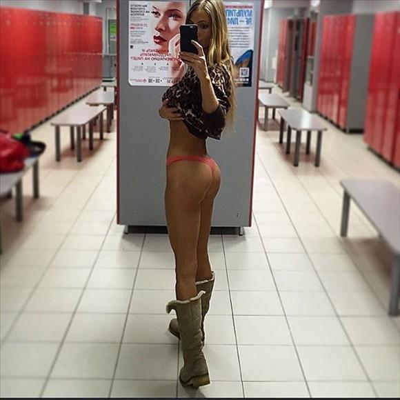 Fitness Model Sveta @100_sv