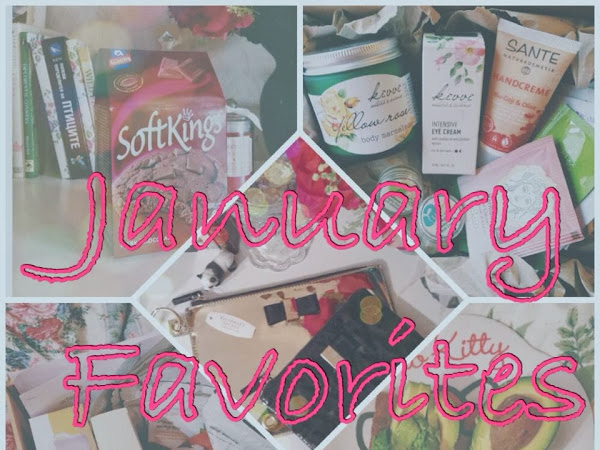 January Favorites'14