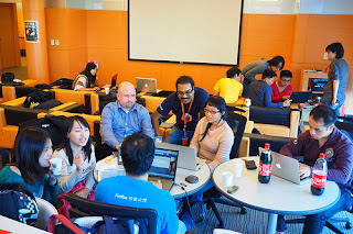 Arky at Mozilla Taiwan localization sprint