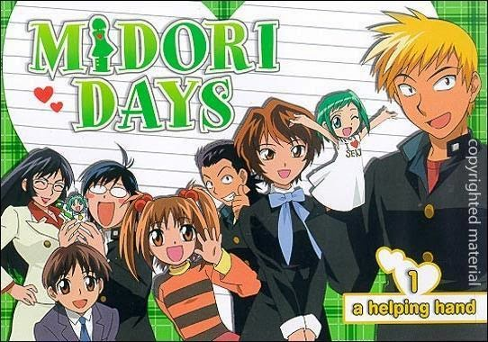 Download Midori no Hibi Subtitle Indonesia (Complete)