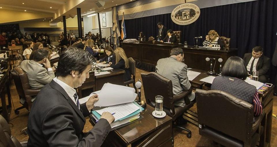 Postergaron sesion de Legislatura
