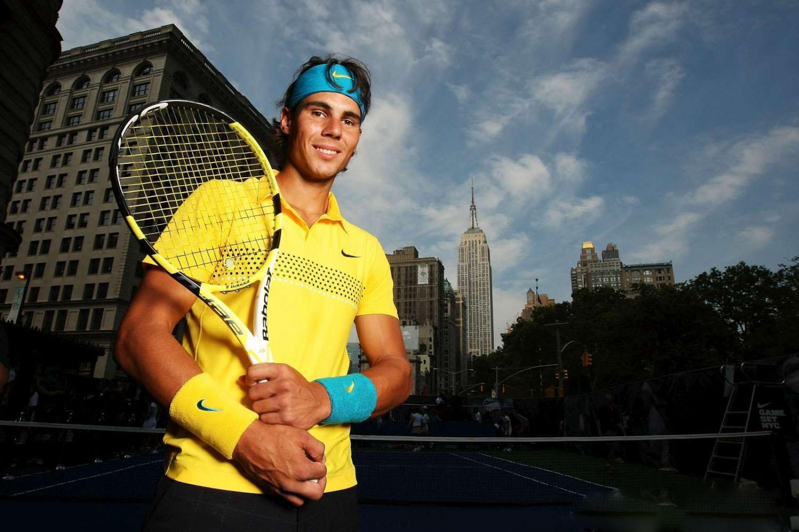 Nadal Hd: Sports Celebrity: Rafael Nadal HD Wallpapers