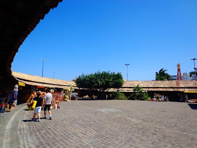 mercado de artesanato aracaju