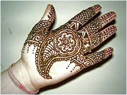 Attractive & Beautiful Hd Desgin Of Mehandi 52