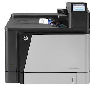 HP Color LaserJet Enterprise M855dn Driver Download
