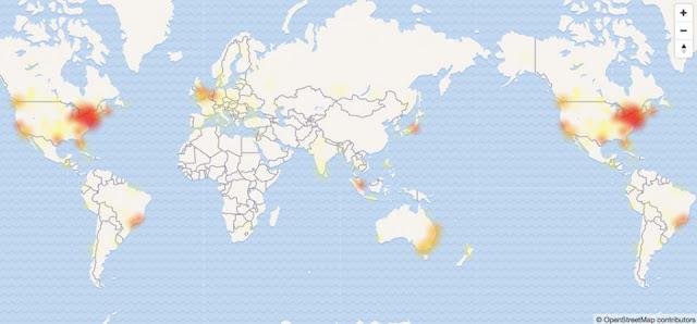 YouTube sập trên phạm vi toàn cầu