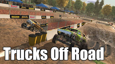 Trucks Off Road Mod (unlimited money) Apk + OBB Download