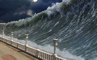 El tsunami que azotará Europa.