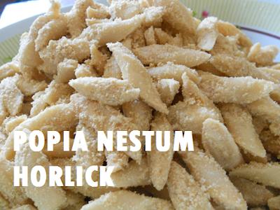 resepi popia nestum horlick