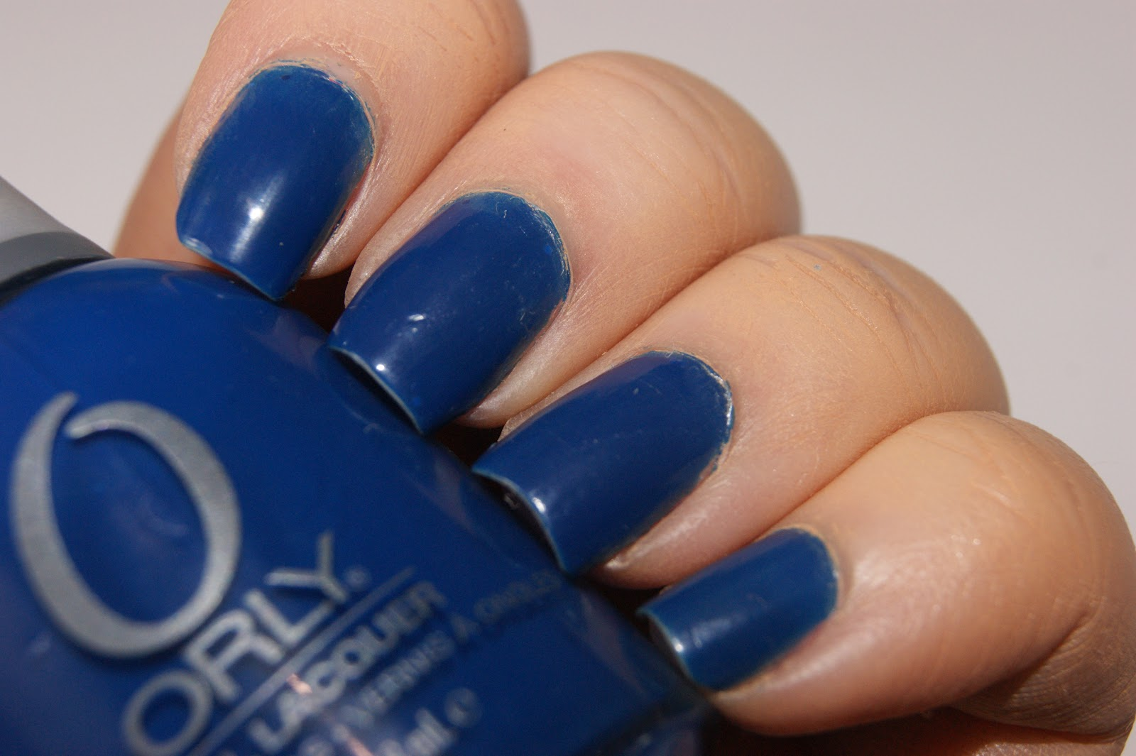 Orly Shockwave Nail Lacquer - Review | The Sunday Girl