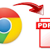 How to save a full web page as pdf file from your computer using anyweb broswer?