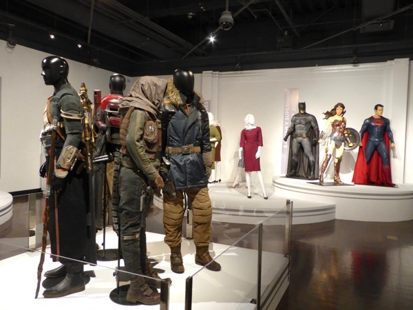 Rogue One movie costumes FIDM Museum