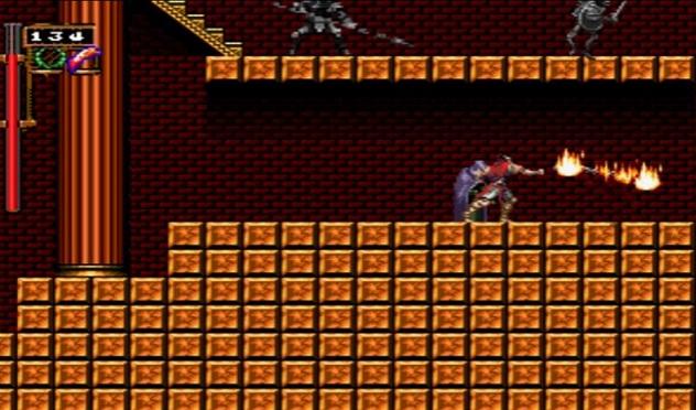 Jogo PC Castlevania II Revamped