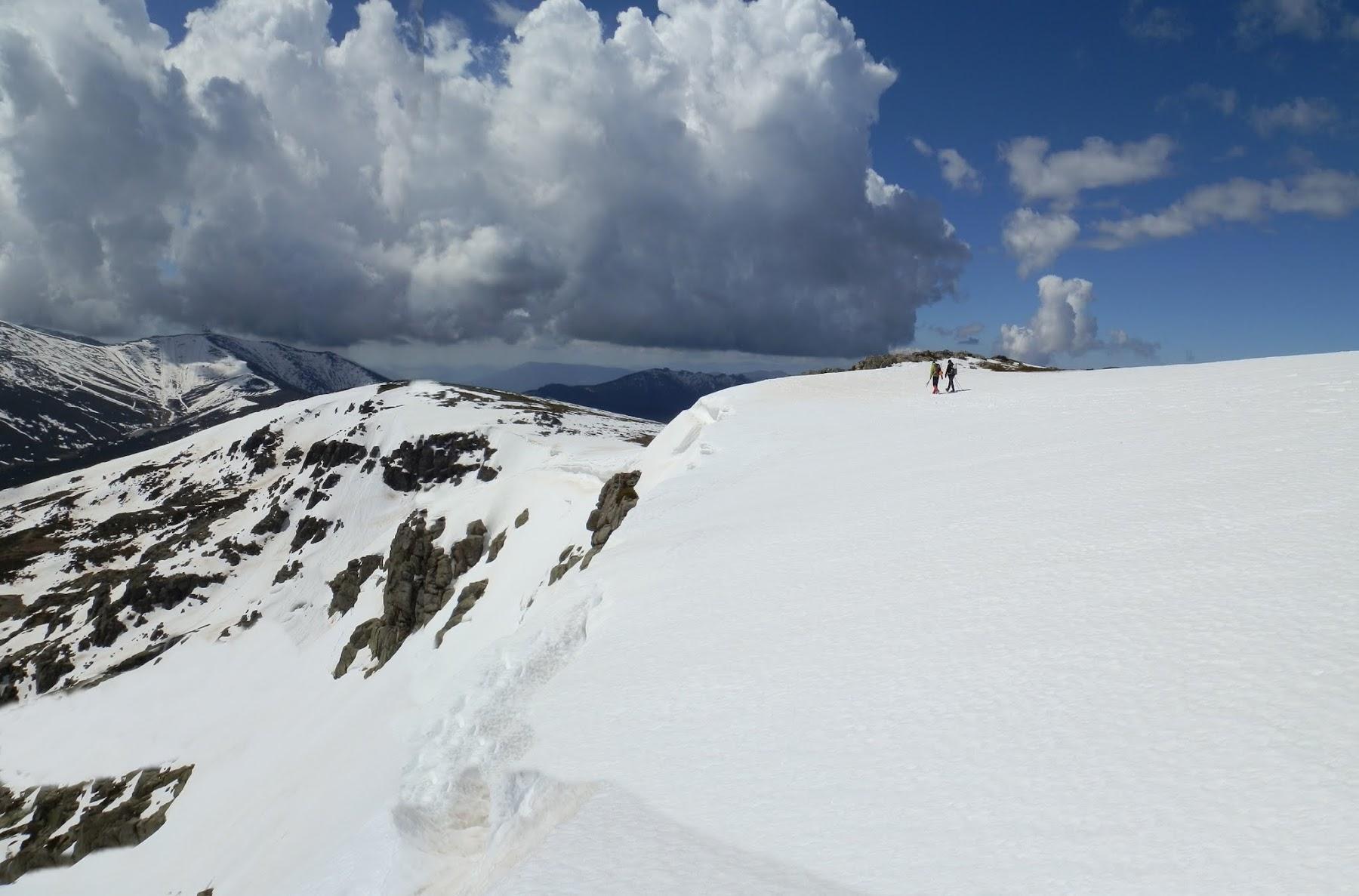 Peñalara, iniciación montaña invernal