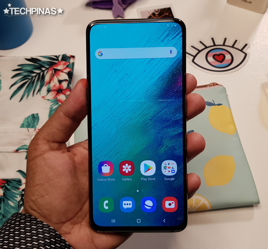 Samsung Galaxy A80 With Triple Rotating Camera and Notch-Less Display, Officially Announced!